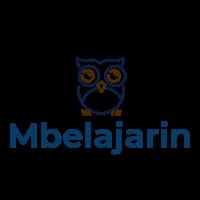 Mbelajarin Logo