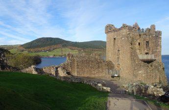 kota terindah di Inggris Scottish Highlands